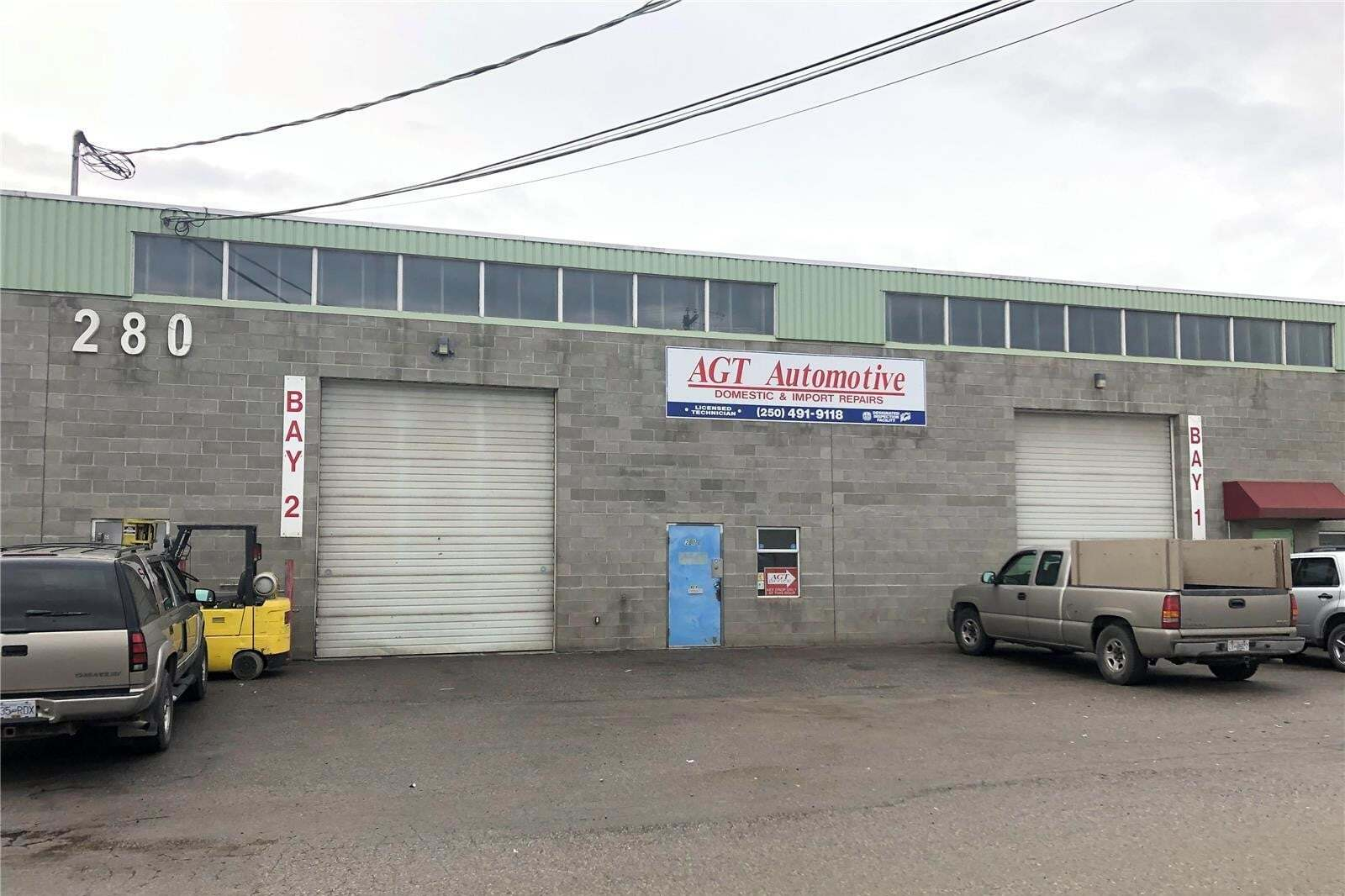Commercial property for sale at 280 Campion St Kelowna British Columbia - MLS: 10195024