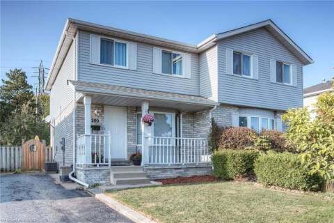 House for sale at 280 Benesfort Cres Kitchener Ontario - MLS: 40022568