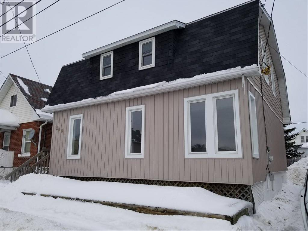 Residential property for sale at 280 Douglas St Greater Sudbury Ontario - MLS: 2084100