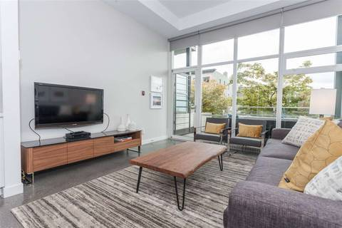 Townhouse for sale at 280 2nd Ave E Vancouver British Columbia - MLS: R2396208