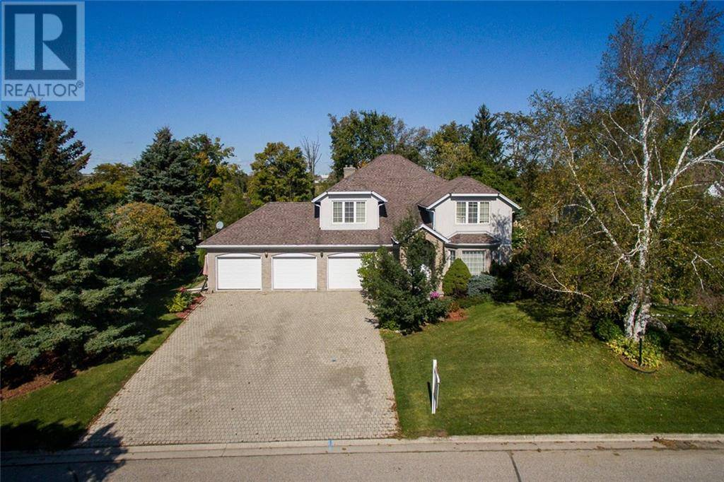 House for sale at 280 Golf Course Rd Conestogo Ontario - MLS: 30755013