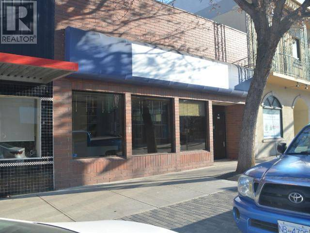 Commercial property for lease at 280 Main St Penticton British Columbia - MLS: 181472