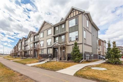 Townhouse for sale at 280 New Brighton Walk/walkway Southeast Calgary Alberta - MLS: C4295135