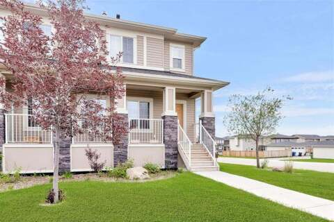 Townhouse for sale at 280 Rainbow Falls Green Chestermere Alberta - MLS: A1016223