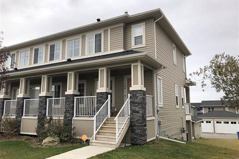 Townhouse for sale at 280 Rainbow Falls Green Chestermere Alberta - MLS: C4273210