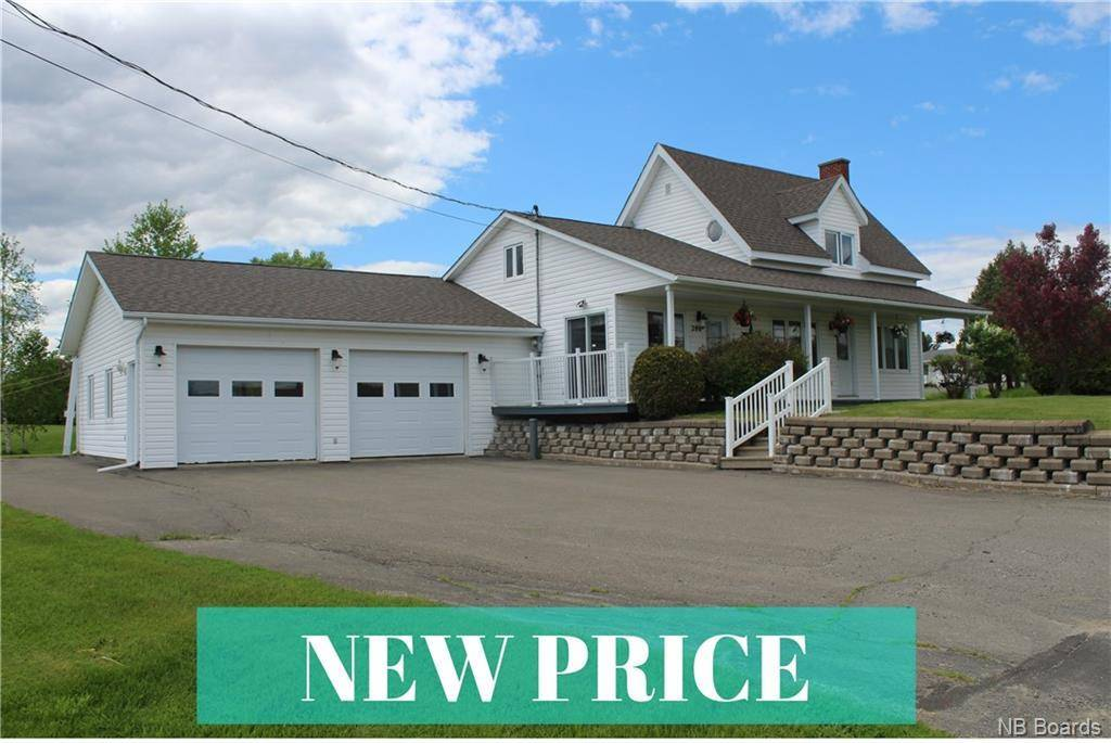 House for sale at 280 Rte 255 Rte Saint Andre New Brunswick - MLS: NB026412