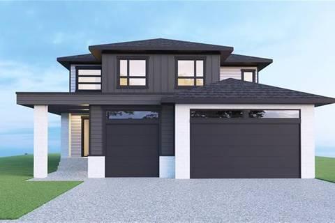House for sale at 280 Sandpiper Blvd Chestermere Alberta - MLS: C4294792