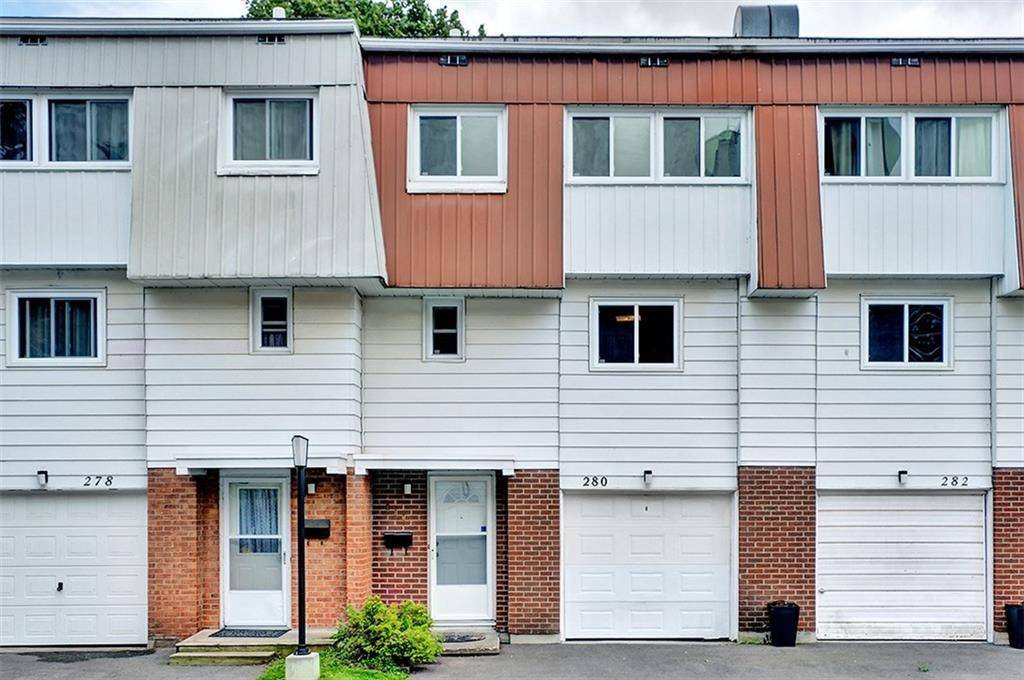Townhouse for sale at 280 Stone Quarry Pt Ottawa Ontario - MLS: 1167958