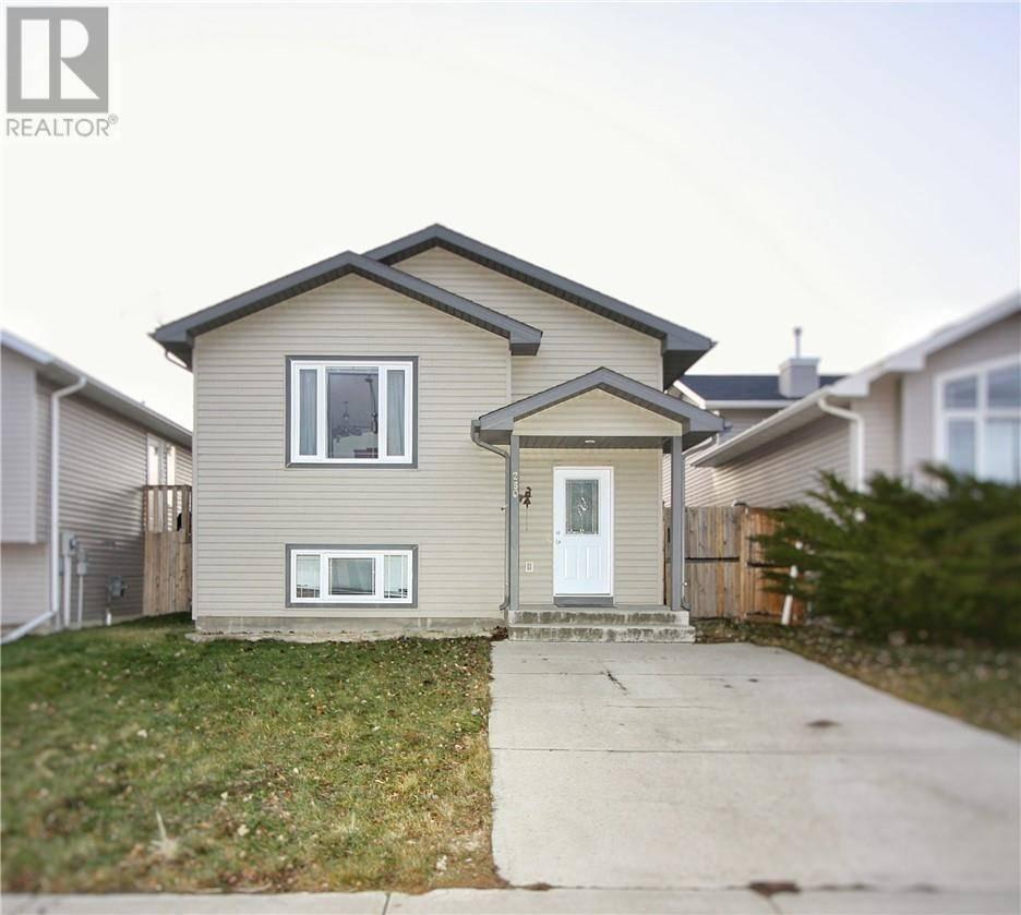 House for sale at 280 Tartan Circ Lethbridge Alberta - MLS: ld0183268