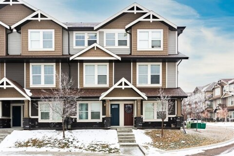 Townhouse for sale at 280 Williamstown Cs NW Airdrie Alberta - MLS: A1048279