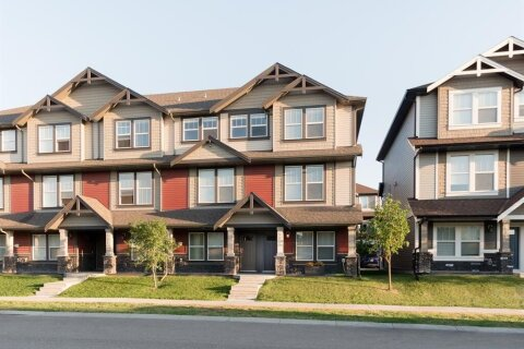 Townhouse for sale at 280 Williamstown Cs NW Airdrie Alberta - MLS: A1060251
