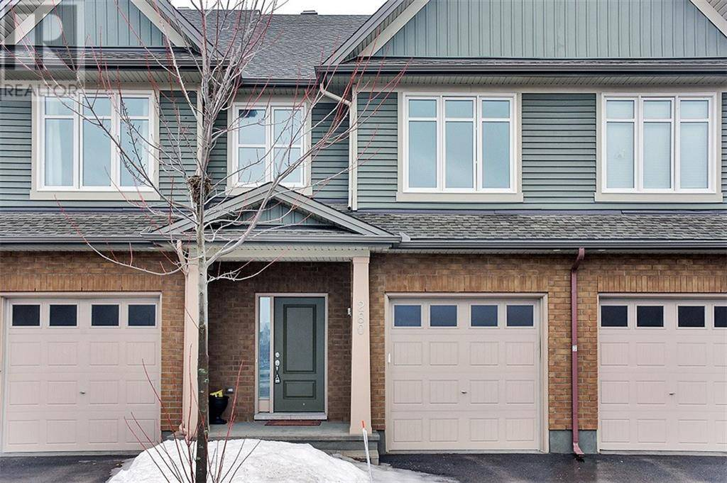 Townhouse for sale at 280 Wood Acres Gr Ottawa Ontario - MLS: 1187363