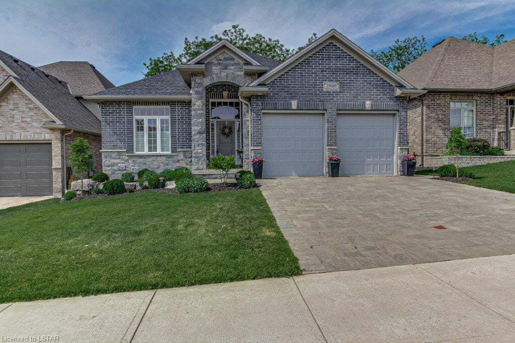 House for sale at 2800 Sheffield Pl London Ontario - MLS: 263627