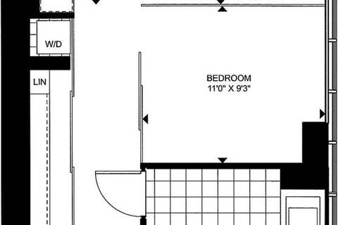 Apartment for rent at 426 University Ave Unit 2801 Toronto Ontario - MLS: C4746319