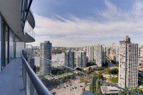 Condo for sale at 89 Nelson St Unit 2801 Vancouver British Columbia - MLS: R2416219