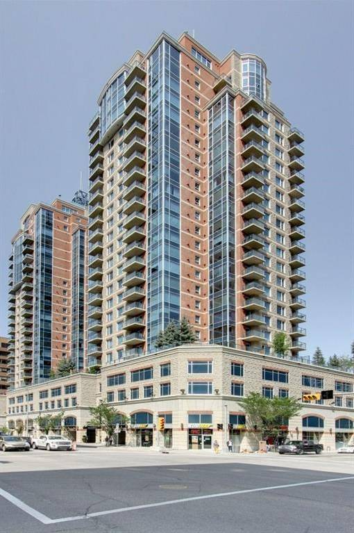 Condo for sale at 910 5 Ave Sw Unit 2801 Downtown Commercial Core, Calgary Alberta - MLS: C4237101