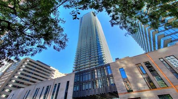For Sale: 2802 - 1080 Bay Street, Toronto, ON   2 Bed, 2 Bath Condo for $1,298,000. See 20 photos!