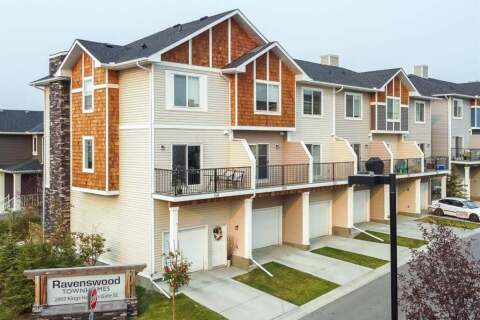 Townhouse for sale at 2802 Kings Heights Gt SE Airdrie Alberta - MLS: A1035106