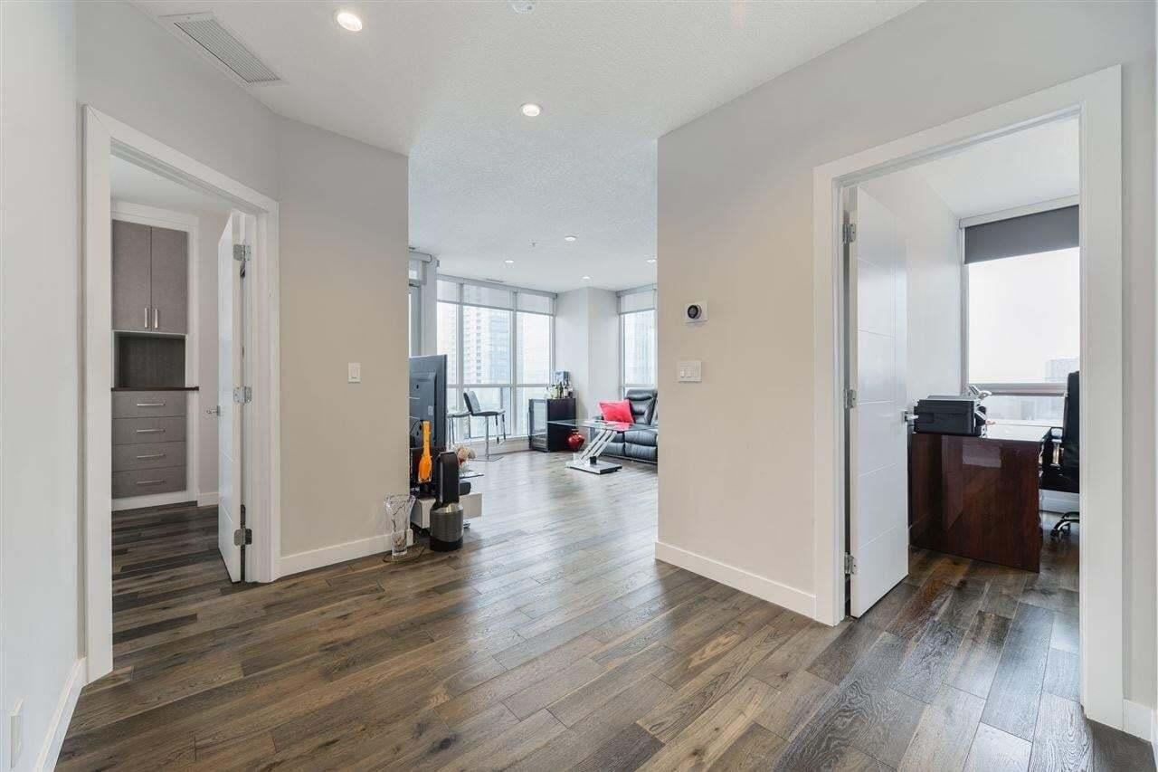 Condo for sale at 10238 103 St NW Unit 2803 Edmonton Alberta - MLS: E4204248