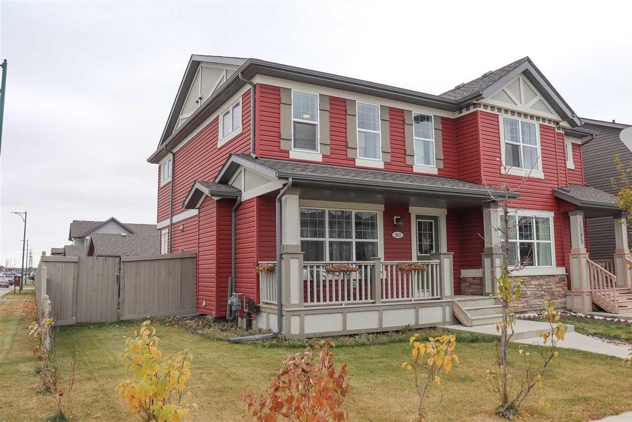 Townhouse for sale at 2803 19 Av NW Edmonton Alberta - MLS: E4218618