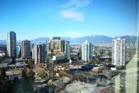 Condo for sale at 6088 Willingdon Ave Unit 2803 Burnaby British Columbia - MLS: R2417129