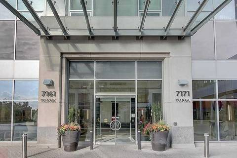Condo for sale at 7171 Yonge St Unit 2803 Markham Ontario - MLS: N4554125