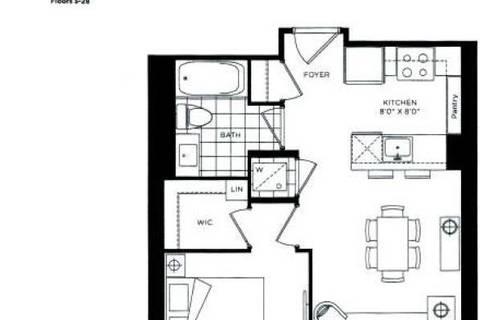 Condo for sale at 9 Valhalla Inn Rd Unit 2803 Toronto Ontario - MLS: W4540723