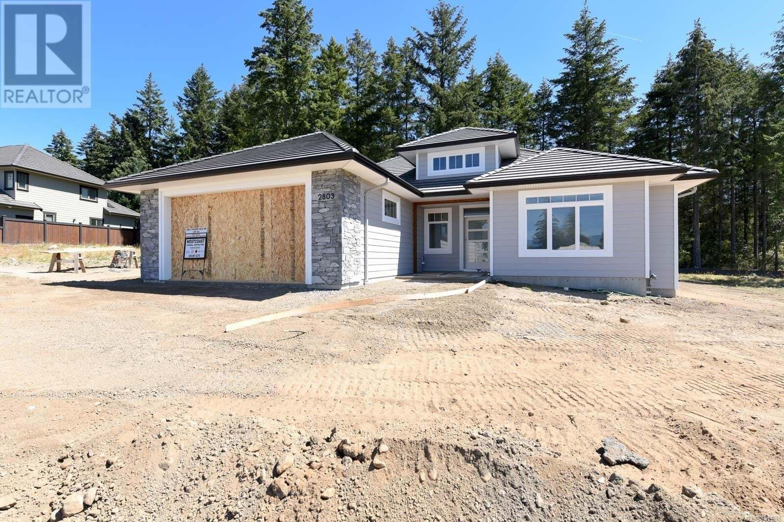House for sale at 2803 Crown Isle  Courtenay British Columbia - MLS: 851038