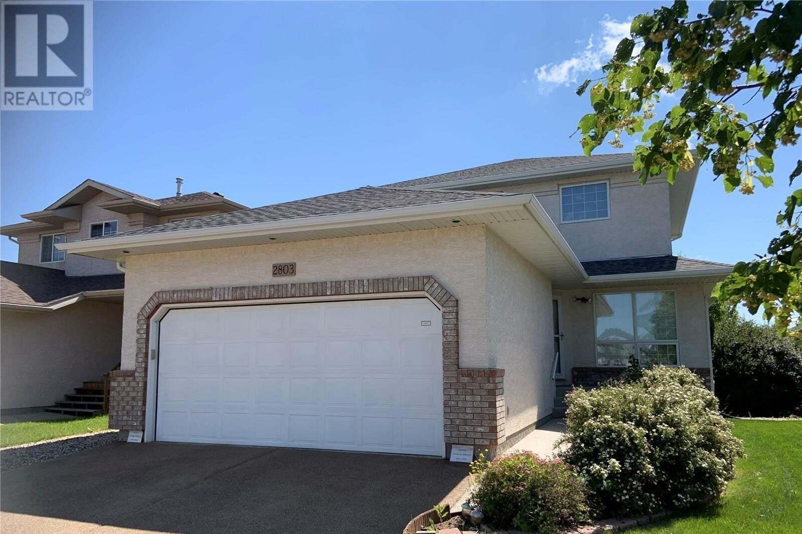 House for sale at 2803 Hayden Park Rd Regina Saskatchewan - MLS: SK816947