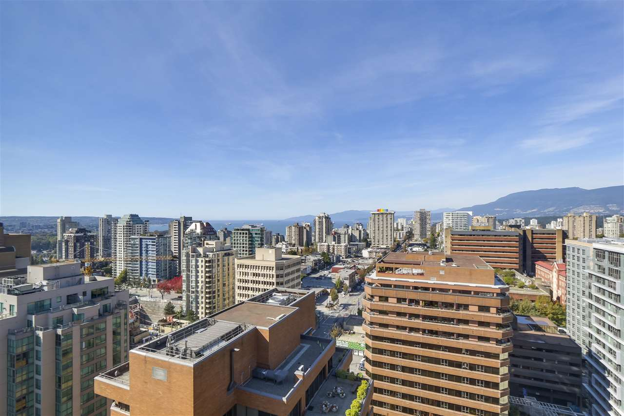Sold: 2804 - 1189 Howe Street, Vancouver, BC