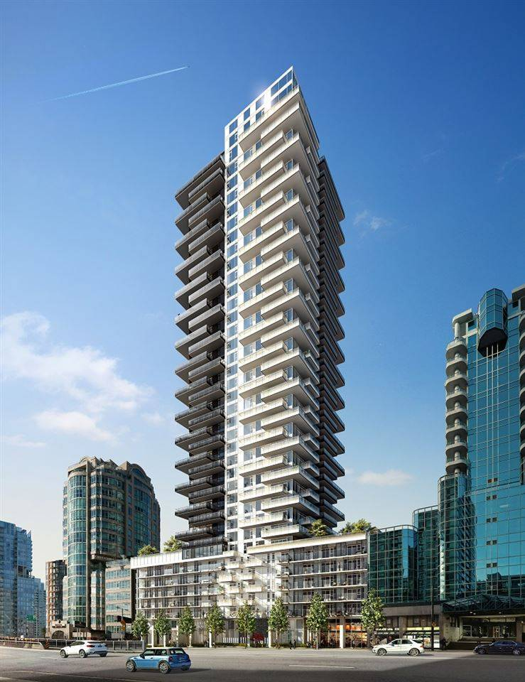 1335 Howe Condos: 1335 Howe Street, Vancouver, BC