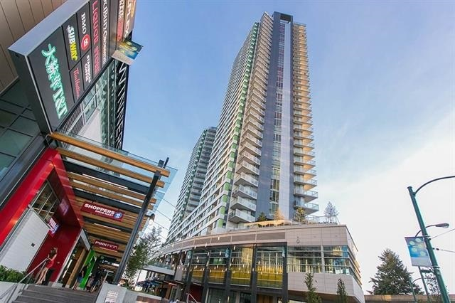 For Sale: 2804 - 488 Sw Marine Drive, Vancouver, BC | 1 Bed, 1 Bath Condo for $599,000. See 18 photos!