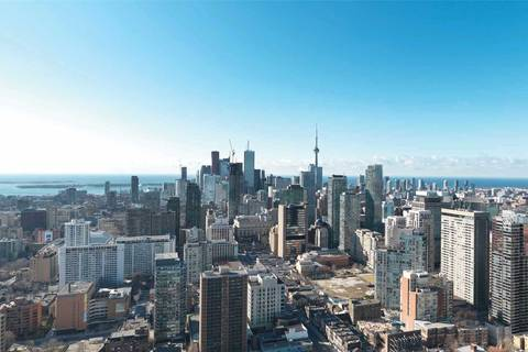 Apartment for rent at 50 Charles St Unit 2804 Toronto Ontario - MLS: C4495776