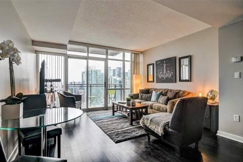 Apartment for rent at 11 Brunel Ct Unit 2805 Toronto Ontario - MLS: C4454809