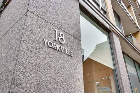 Apartment for rent at 18 Yorkville Ave Unit 2805 Toronto Ontario - MLS: C4447762