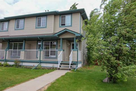 Townhouse for sale at 2805 26 St Nw Edmonton Alberta - MLS: E4160548