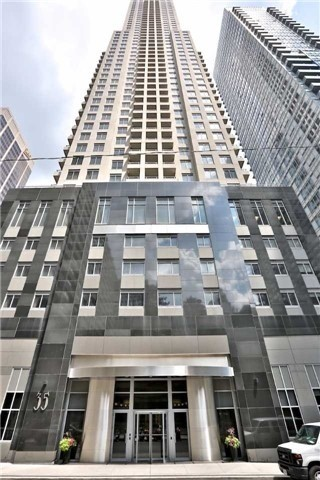 For Sale: 2805 - 35 Balmuto Street, Toronto, ON | 1 Bed, 1 Bath Condo for $649,000. See 3 photos!
