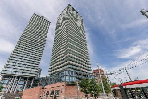 Home for sale at 390 Cherry St Unit 2805 Toronto Ontario - MLS: C4820224