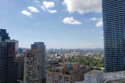 Apartment for rent at 75 St Nicholas St Unit 2805 Toronto Ontario - MLS: C4863063