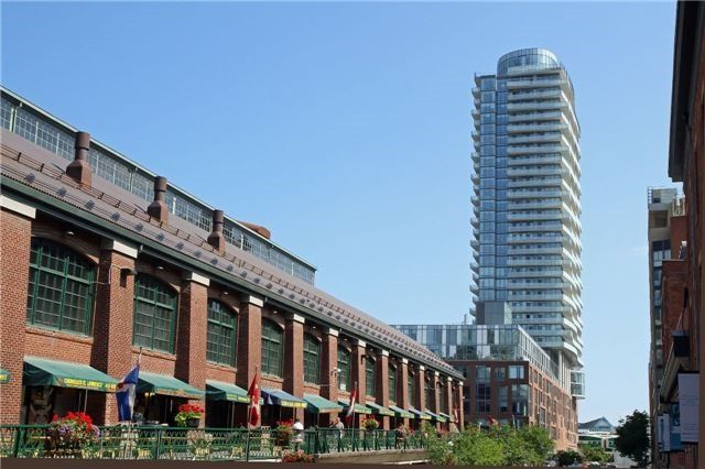 For Rent: 2806 - 1 Market Street, Toronto, ON | 1 Bed, 1 Bath Condo for $2,300. See 8 photos!