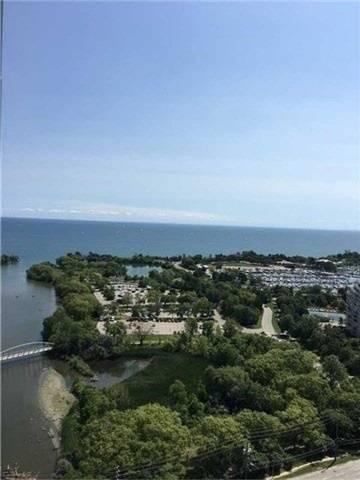 Home for rent at 2212 Lake Shore Blvd Unit 2806 Toronto Ontario - MLS: W4549020
