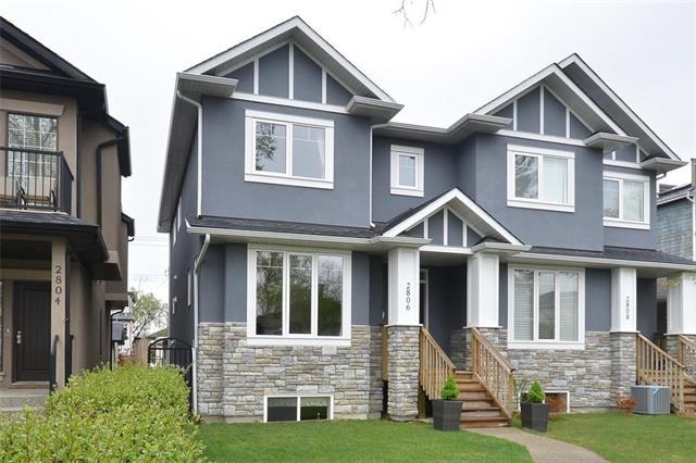 For Sale: 2806 26a Street Southwest, Calgary, AB   4 Bed, 4 Bath Townhouse for $769,900. See 38 photos!
