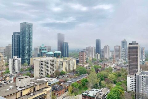 Apartment for rent at 50 Wellesley St Unit 2806 Toronto Ontario - MLS: C4973344
