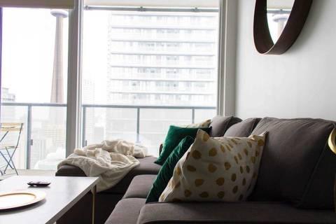 Apartment for rent at 101 Peter St Unit 2807 Toronto Ontario - MLS: C4740107