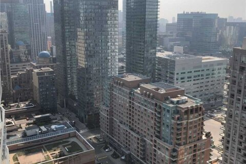 Apartment for rent at 11 Wellesley St Unit 2807 Toronto Ontario - MLS: C4931739