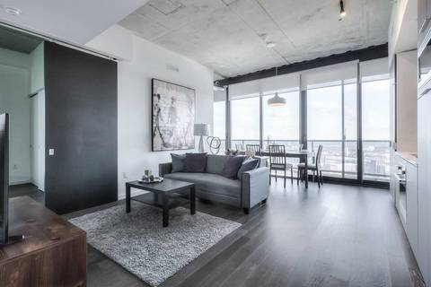 Apartment for rent at 170 Bayview Ave Unit 2807 Toronto Ontario - MLS: C4669217