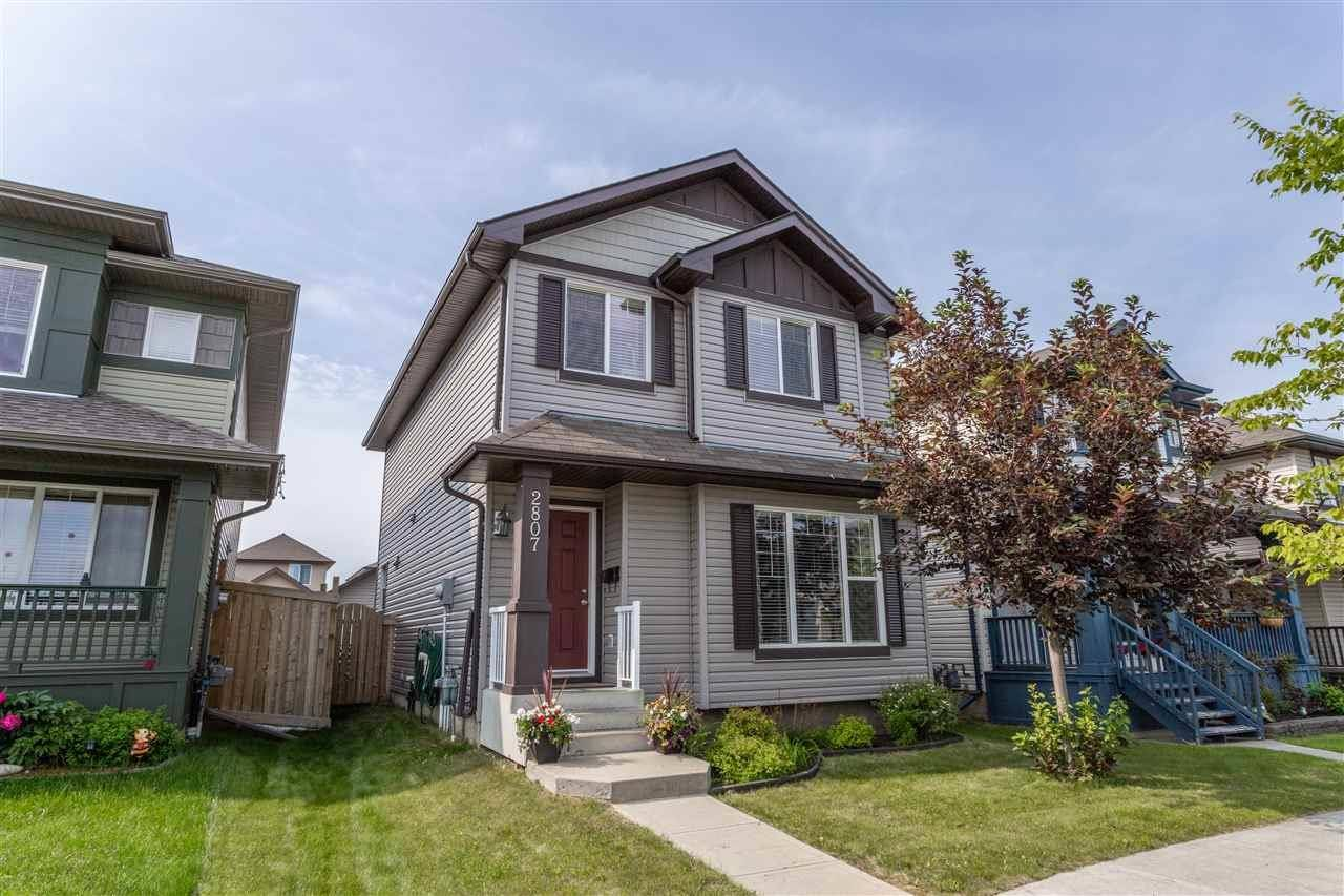 House for sale at 2807 21 Ave Nw Edmonton Alberta - MLS: E4165202