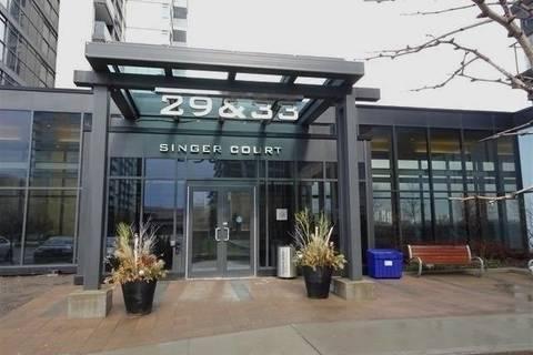Apartment for rent at 29 Singer Ct Unit 2807 Toronto Ontario - MLS: C4551494