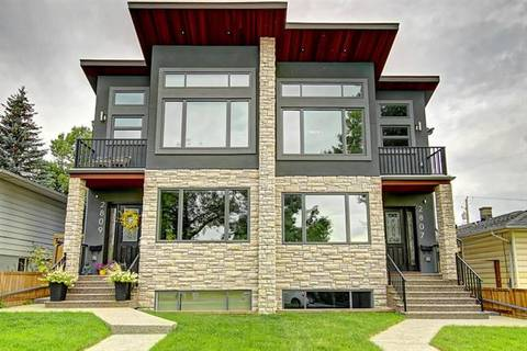 Townhouse for sale at 2807 35 St Southwest Calgary Alberta - MLS: C4267893