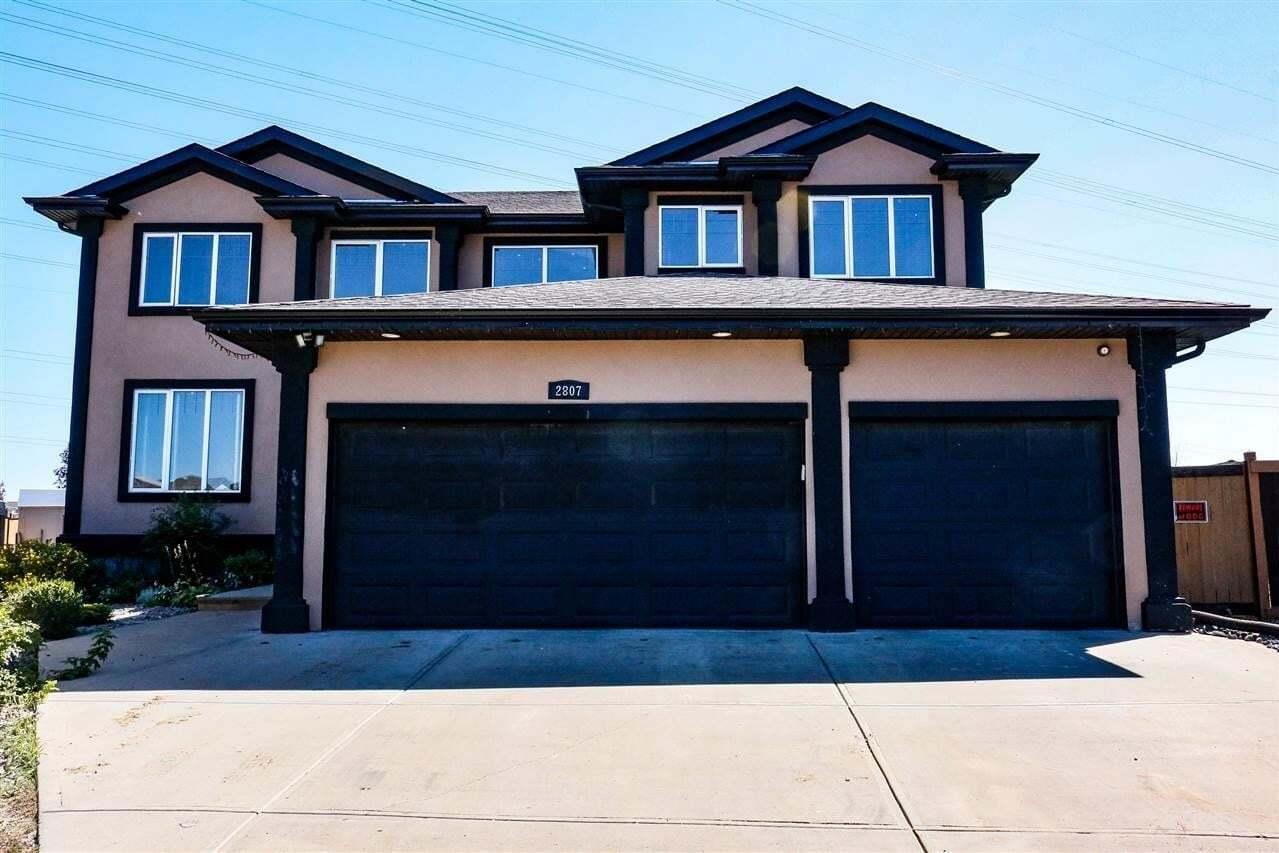 House for sale at 2807 36 Av NW Edmonton Alberta - MLS: E4212451
